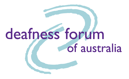 Deafness Forum Australia